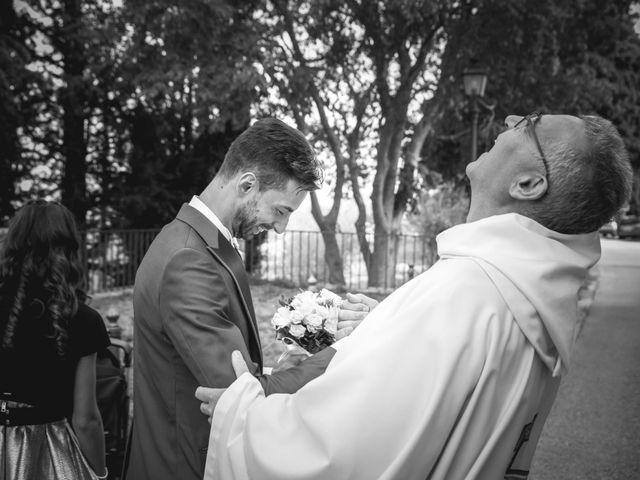 Il matrimonio di Cristiano e Angela a Torgiano, Perugia 13