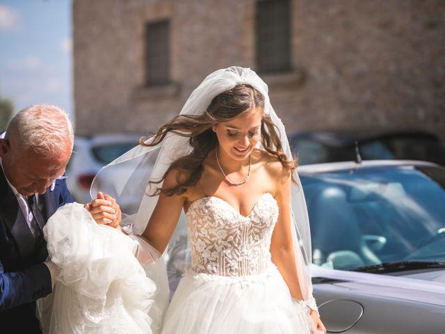 Il matrimonio di Cristiano e Angela a Torgiano, Perugia 15