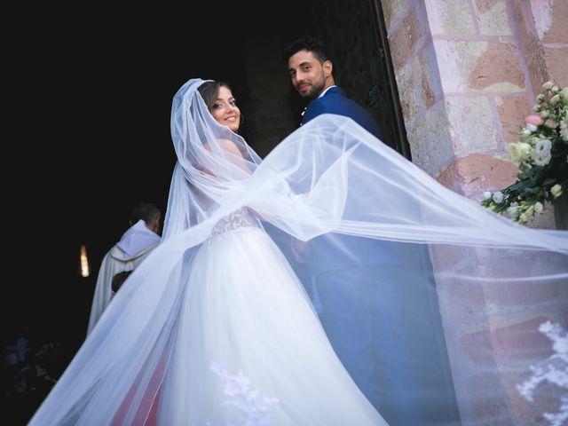 Il matrimonio di Cristiano e Angela a Torgiano, Perugia 17