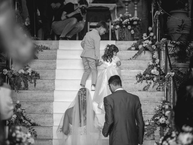 Il matrimonio di Cristiano e Angela a Torgiano, Perugia 18