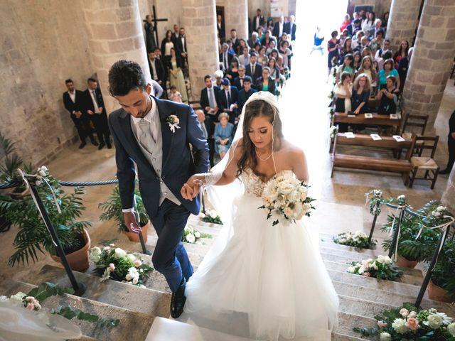 Il matrimonio di Cristiano e Angela a Torgiano, Perugia 19