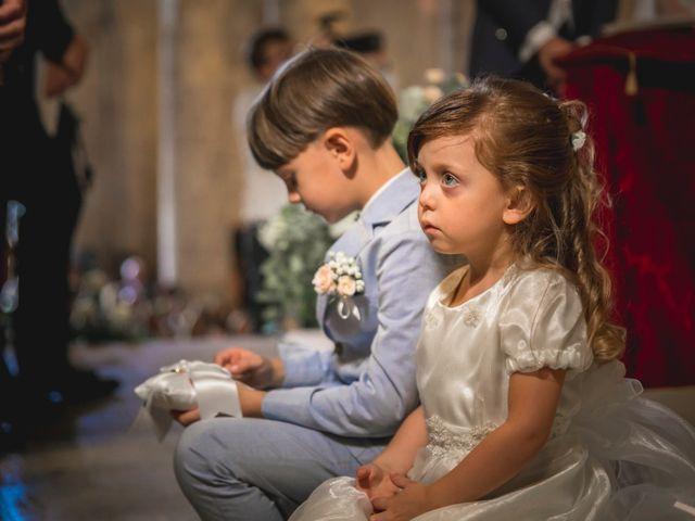 Il matrimonio di Cristiano e Angela a Torgiano, Perugia 20