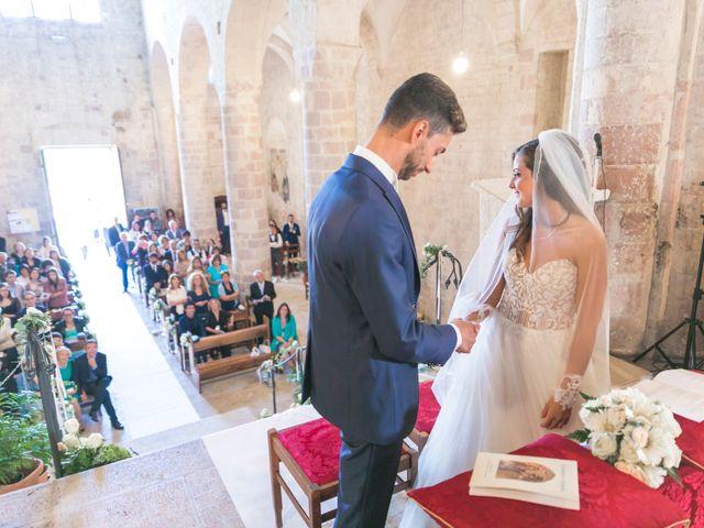 Il matrimonio di Cristiano e Angela a Torgiano, Perugia 21