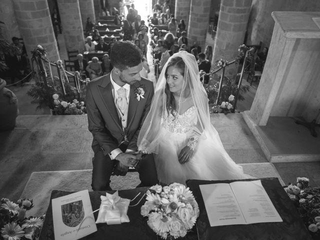 Il matrimonio di Cristiano e Angela a Torgiano, Perugia 22