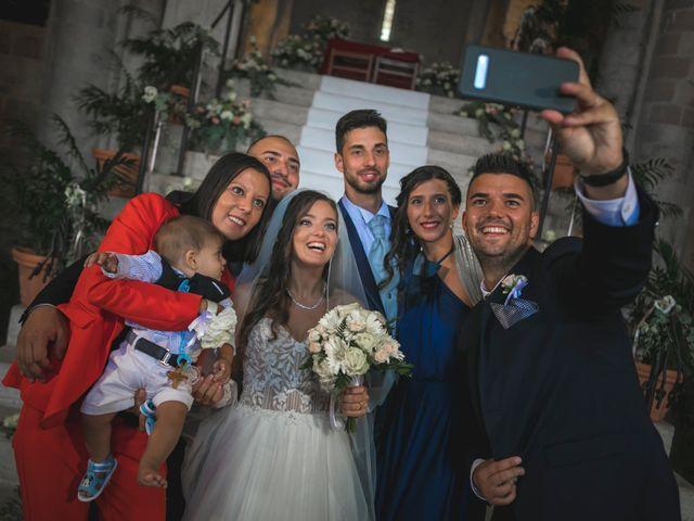 Il matrimonio di Cristiano e Angela a Torgiano, Perugia 23