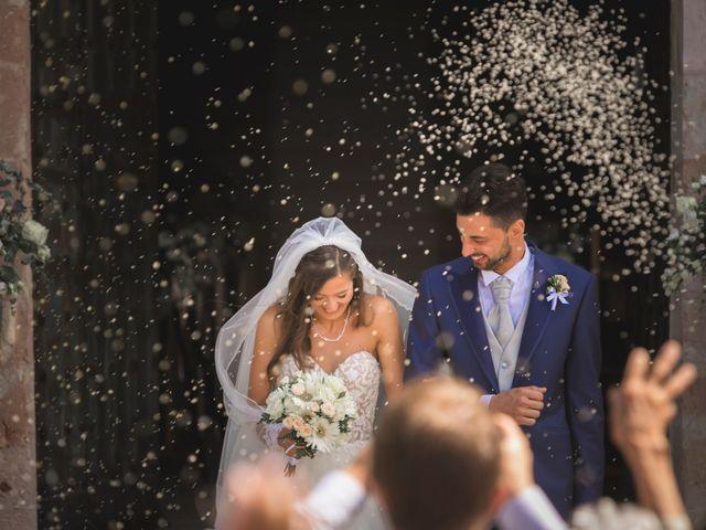 Il matrimonio di Cristiano e Angela a Torgiano, Perugia 24
