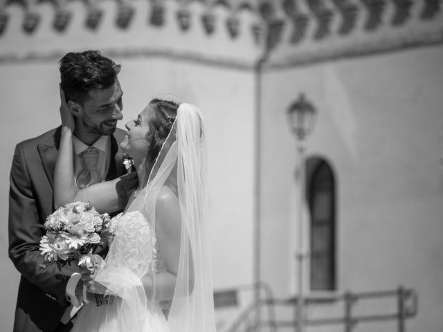 Il matrimonio di Cristiano e Angela a Torgiano, Perugia 26