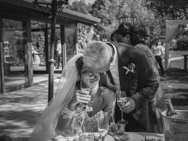 Il matrimonio di Cristiano e Angela a Torgiano, Perugia 30
