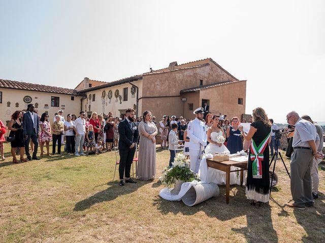 Il matrimonio di Gabriele e Valentina a Pisa, Pisa 12