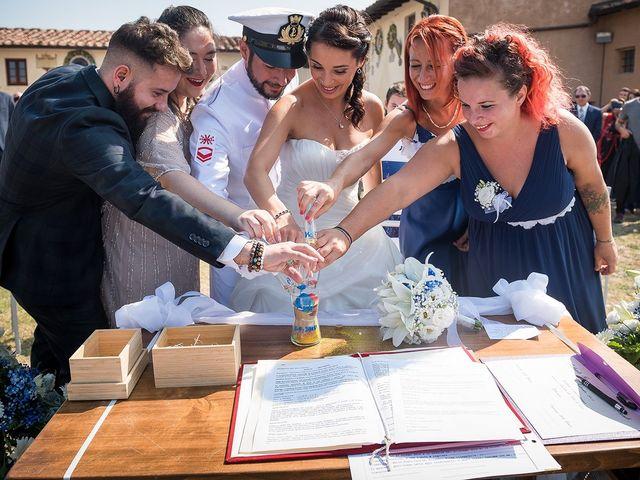 Il matrimonio di Gabriele e Valentina a Pisa, Pisa 13