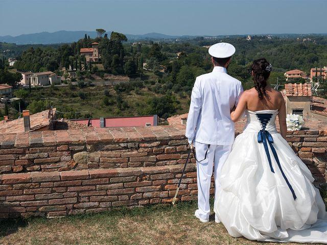 Il matrimonio di Gabriele e Valentina a Pisa, Pisa 16