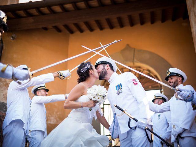 Il matrimonio di Gabriele e Valentina a Pisa, Pisa 17