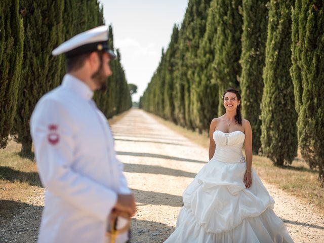 Il matrimonio di Gabriele e Valentina a Pisa, Pisa 22