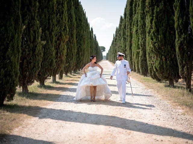 Il matrimonio di Gabriele e Valentina a Pisa, Pisa 23