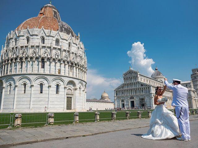 Il matrimonio di Gabriele e Valentina a Pisa, Pisa 2
