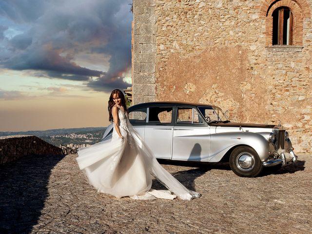 Il matrimonio di Iva e Ciccio a Mirto, Messina 2