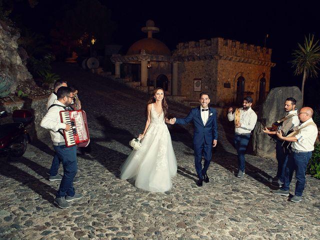Il matrimonio di Iva e Ciccio a Mirto, Messina 20