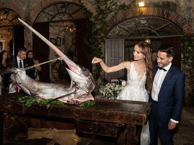 Il matrimonio di Iva e Ciccio a Mirto, Messina 23