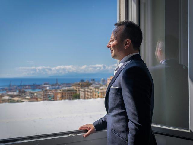 Il matrimonio di Alberto e Sara a Genova, Genova 5