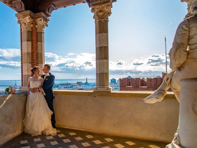 Il matrimonio di Alberto e Sara a Genova, Genova 8