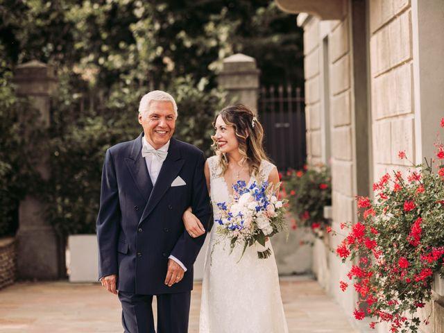 Il matrimonio di Alex e Chiara a Bergamo, Bergamo 44
