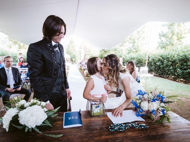 Il matrimonio di Alex e Chiara a Bergamo, Bergamo 57