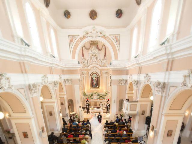 Il matrimonio di Antonio e Morena a Decollatura, Catanzaro 14