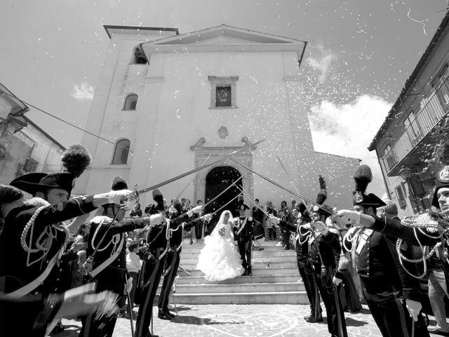 Il matrimonio di Antonio e Morena a Decollatura, Catanzaro 16