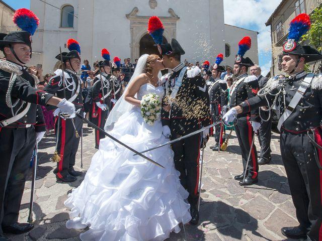 Il matrimonio di Antonio e Morena a Decollatura, Catanzaro 17