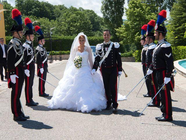 Il matrimonio di Antonio e Morena a Decollatura, Catanzaro 18
