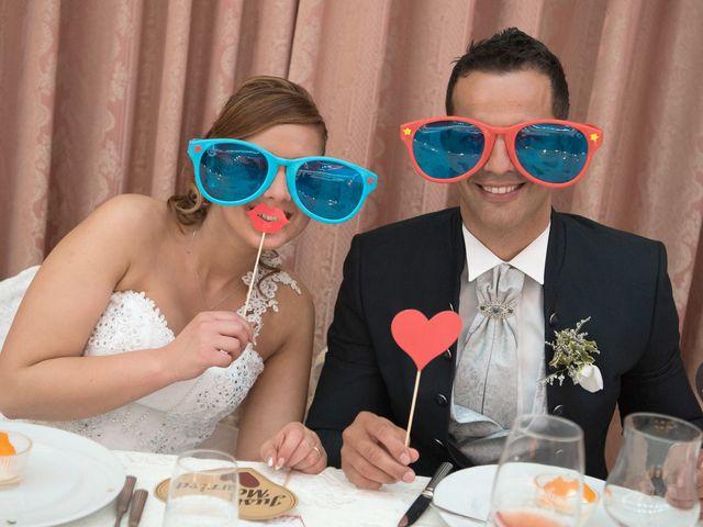 le nozze di Morena e Antonio