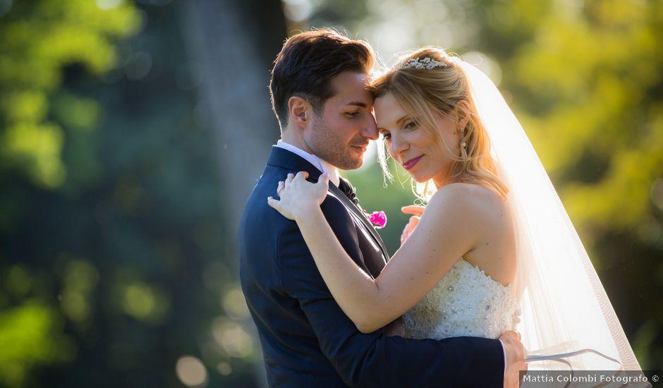 Il matrimonio di Cal e Astrid a Lodi, Lodi