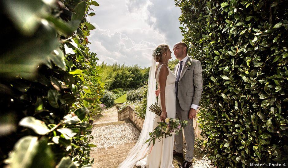 Il matrimonio di Nick e Mariia a Brucoli, Siracusa