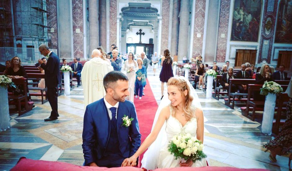 Il matrimonio di Mirco e Michela a Roma, Roma
