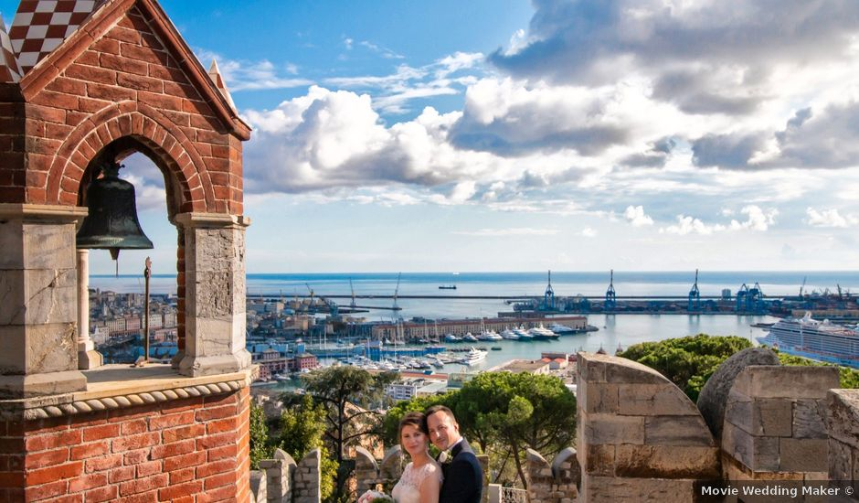 Il matrimonio di Alberto e Sara a Genova, Genova