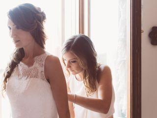 Le nozze di Laura e Simone 1