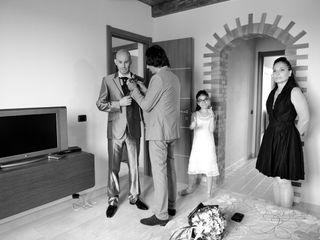 Le nozze di Alessandra e Piergiorgio 3