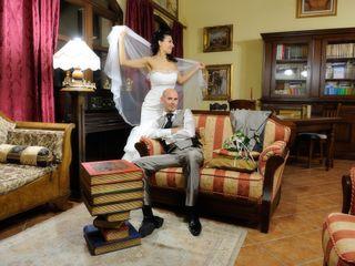 Le nozze di Alessandra e Piergiorgio