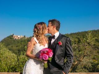Le nozze di Erika e Federico