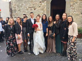 Le nozze di Tommaso e Francesca 1