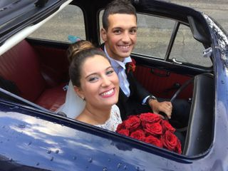 Le nozze di Tommaso e Francesca