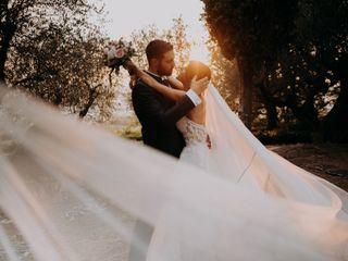 Le nozze di Monica e Cristian