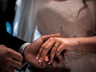 Le nozze di Elisabetta e Lorenzo Maria 1