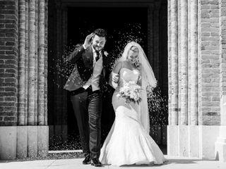Le nozze di Elisabetta e Lorenzo Maria