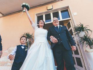 Le nozze di Valentina e Leonardo 1