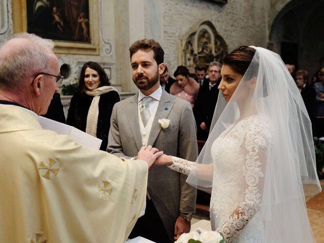 Il matrimonio di Enrico  e Giulia  a Verona, Verona 3