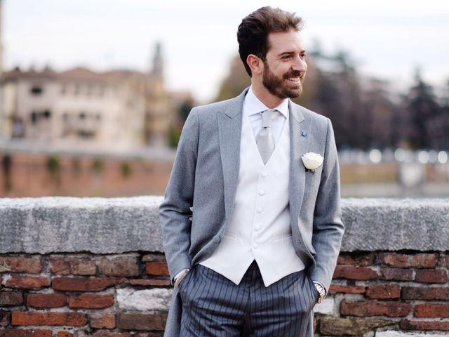 Il matrimonio di Enrico  e Giulia  a Verona, Verona 4