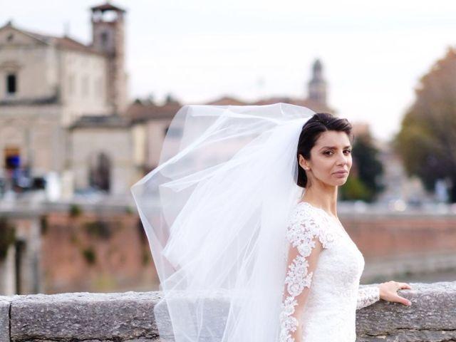 Il matrimonio di Enrico  e Giulia  a Verona, Verona 2