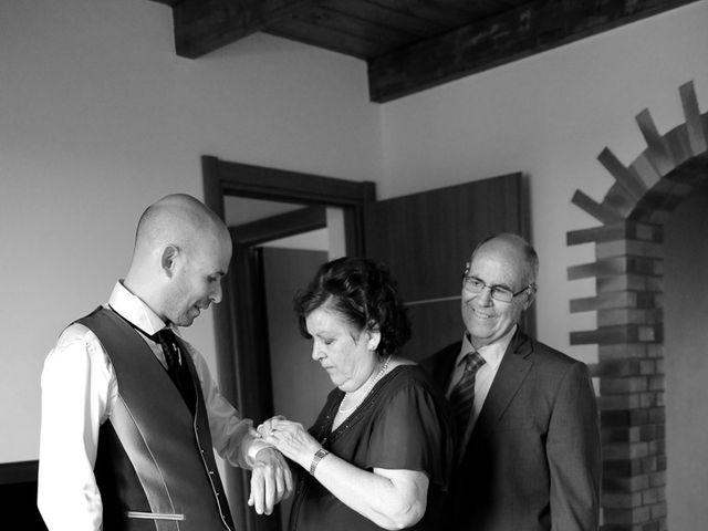 Il matrimonio di Piergiorgio e Alessandra a Villanovaforru, Cagliari 6