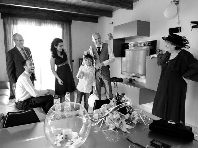 Il matrimonio di Piergiorgio e Alessandra a Villanovaforru, Cagliari 8
